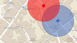 Retail Geo Overlap Index