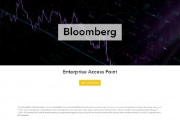 Bloomberg Enterprise Access Point