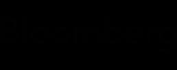 Bloomberg Logo Black